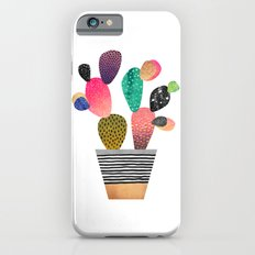 Happy Cactus iPhone 6 Slim Case