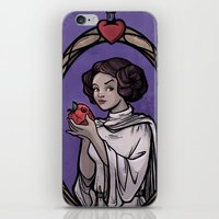 Snow Organa And The Pois… iPhone & iPod Skin