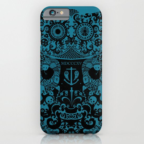 The Old Owl No.2 iPhone & iPod Case