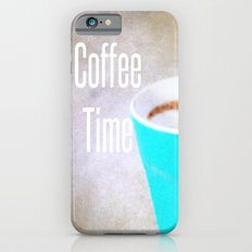 Coffee Time  - JUSTART © Slim Case iPhone 6s