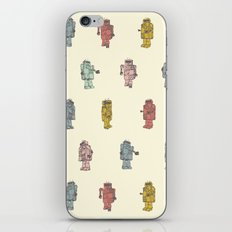 Robotics iPhone & iPod Skin