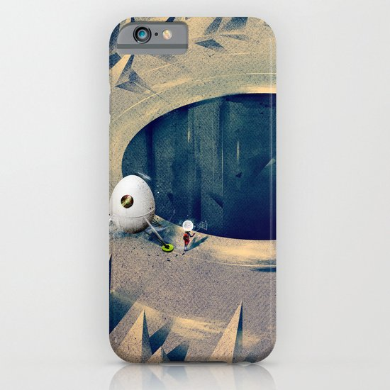 "Lunarize ""Big Hole"" Print iPhone & iPod Case"