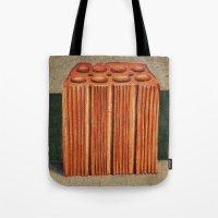 Brazilian's Brick Tote Bag