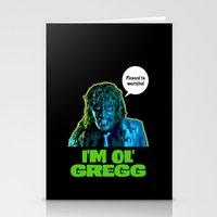 Old Gregg Stationery Cards
