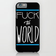 The World iPhone 6 Slim Case