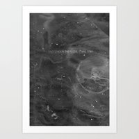 Underneath The Floor, It… Art Print