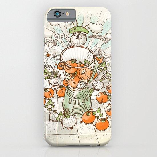 Salsacrifice! iPhone & iPod Case