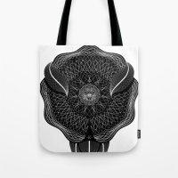 Spirobling XVII Tote Bag