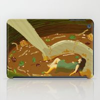 Hot and Sour Soup iPad Case