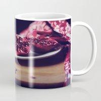 pomegranate, 2 Mug
