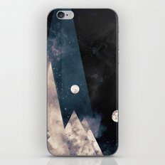 Escape, from planet earth iPhone & iPod Skin