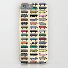 Camper Van Slim Case iPhone 6s