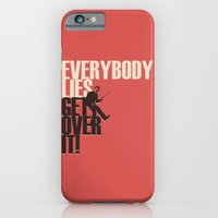 Everybody Lies iPhone 6 Slim Case