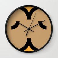 Face 5 Wall Clock