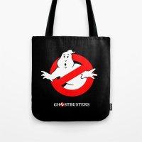 Ghostbusters Tote Bag