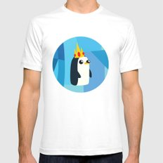Gunter for Ice King 2012! Mens Fitted Tee White SMALL