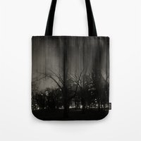 An Evening in Central Park, NYC Tote Bag