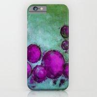 Lila Balls iPhone 6 Slim Case