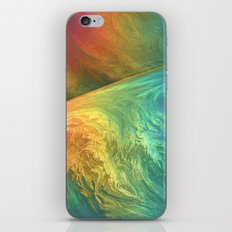 Color Storm iPhone & iPod Skin