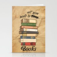 All You Need Is... Stationery Cards
