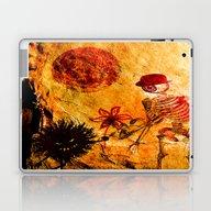 Meeting At Moonlight Laptop & iPad Skin