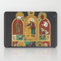 Ye Oldé Grandma Triptyc… iPad Case