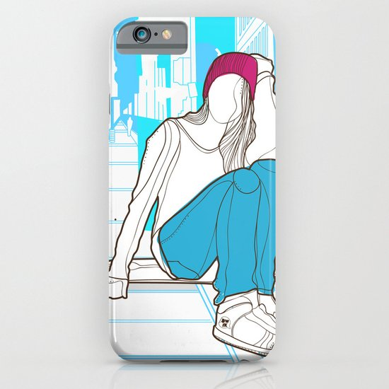 Sk8 iPhone & iPod Case