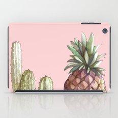 cactu and pineapple iPad Case