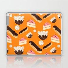sweet things (on orange) Laptop & iPad Skin
