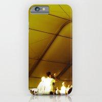 Golden Glimmer iPhone 6 Slim Case