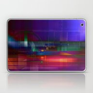 Deceptively Simple Laptop & iPad Skin
