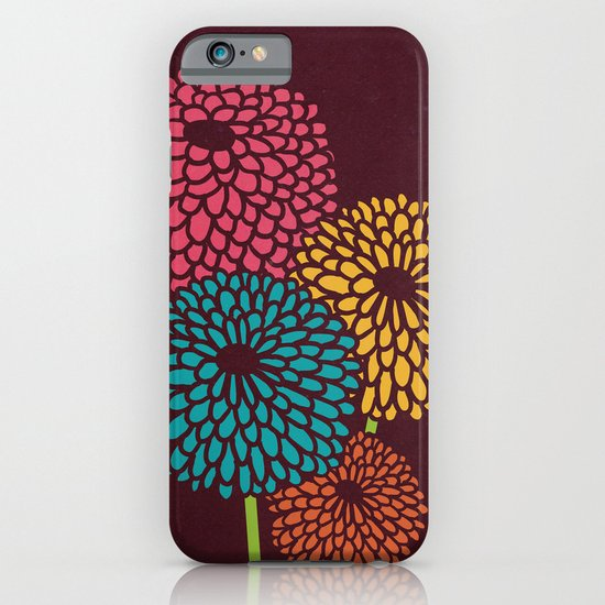 Still Life Chrysanthemum iPhone & iPod Case