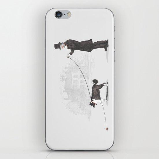 Walking the Dog  iPhone & iPod Skin