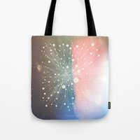 Connected Stars Tote Bag
