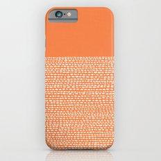 Riverside - Celosia Oran… iPhone 6 Slim Case