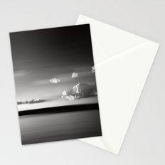 Floating BW Stationery Cards