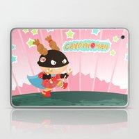 Candywoman Laptop & iPad Skin
