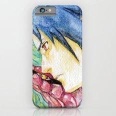 Sasuke Watercolor iPhone 6 Slim Case
