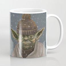 Christmas Yoda Mug