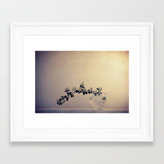Daniela Framed Art Print