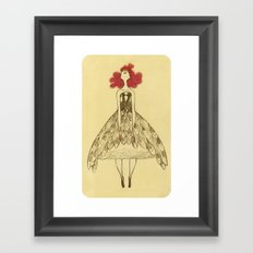 Vanitas McQueen Framed Art Print