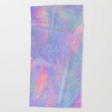 Summer Sky Beach Towel