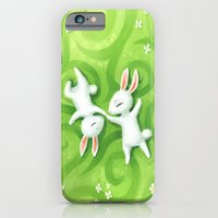 iPhone & iPod Case featuring Fluffy Summer by Freeminds