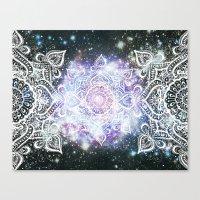 Celestial Mandala Canvas Print