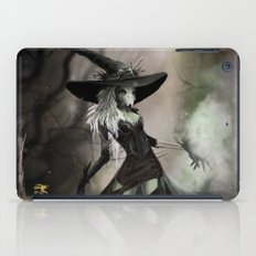 Witch Of Pendle iPad Case
