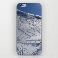 Tracks On Tincan iPhone & iPod Skin