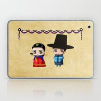 Korean Chibis Laptop & iPad Skin