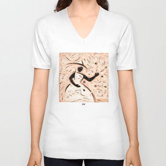 Orixás - Ifá V-neck T-shirt