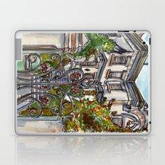 House on Vasco Da Gama Laptop & iPad Skin