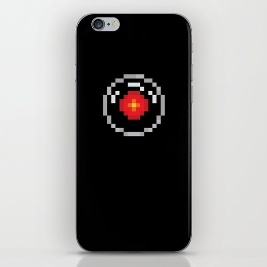 2001: A Pixel Odyssey iPhone & iPod Skin